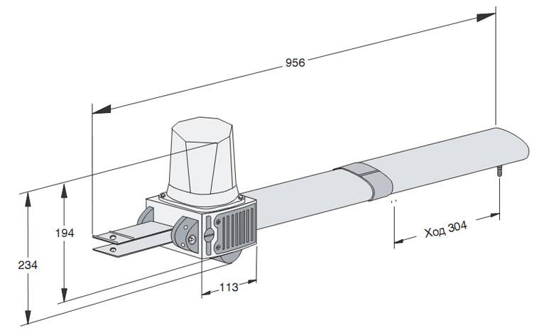 инструкция Came Krono 310 - фото 5