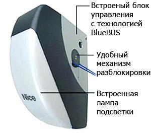 Nice so2000 инструкция